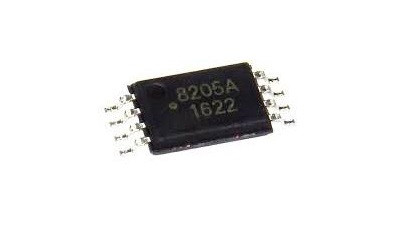 Микросхема MOSFET FS8205A 8205A  в корпусе TSSOP-8