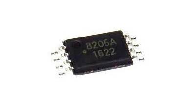 Микросхема MOSFET FS8205A 8205A  в корпусе TSSOP-8, фото 2