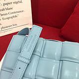 Сумка, клатч від Боттега натуральна шкіра, фото 5