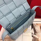 Сумка, клатч від Боттега натуральна шкіра, фото 6