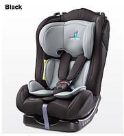 Универсальное детское автокресло Caretero Combo 0-25 кг (Черный)