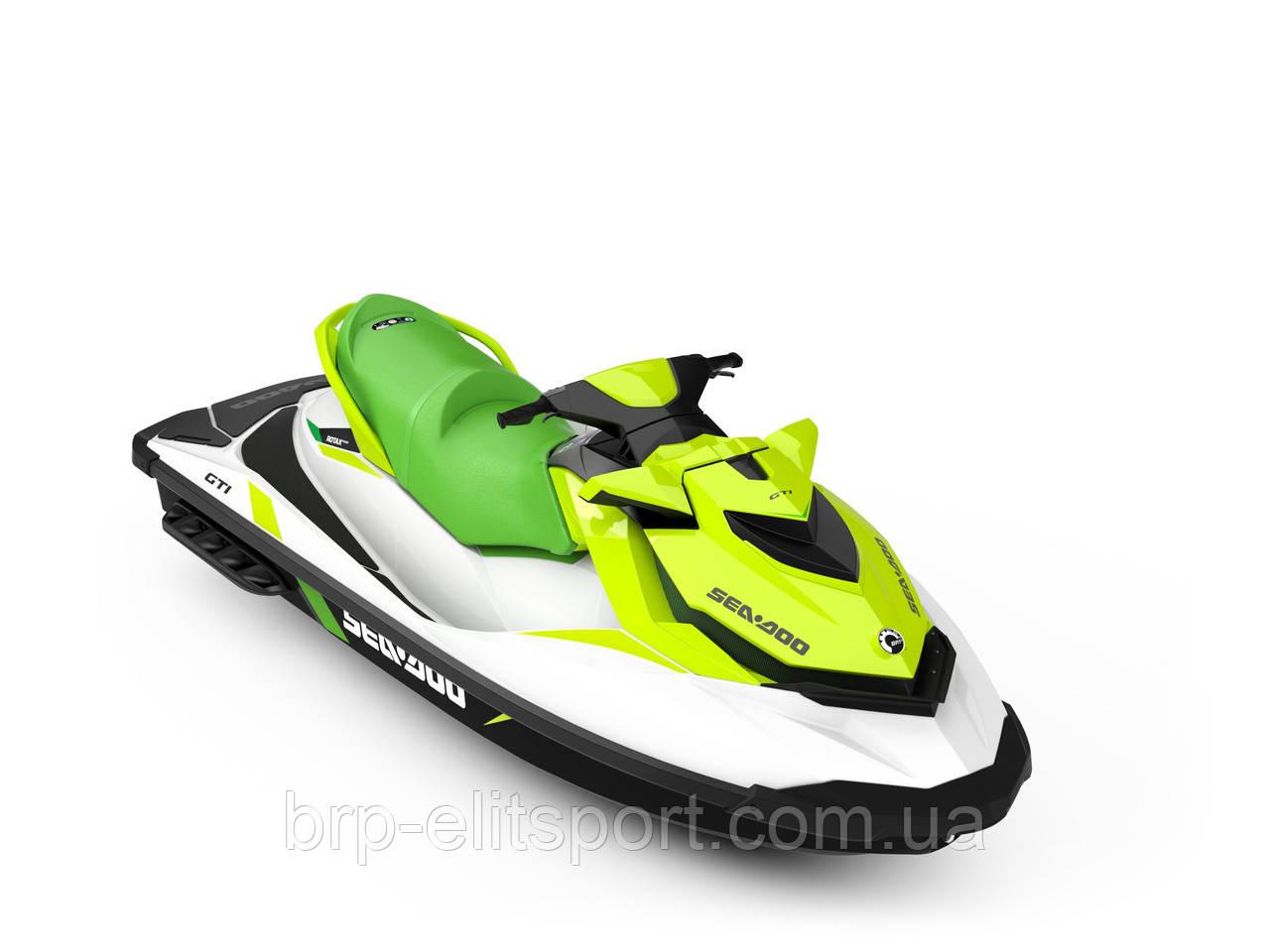 GTI PRO 130 Manta Green 2020