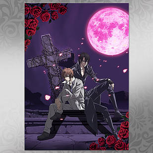 Плакат Аниме Uragiri wa Boku no Namae wo Shitteiru 03