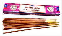 Аромапалочки Mistic Yoga от компании Satya