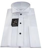Рубашка мужская белая под бабочку №10/148, фото 1