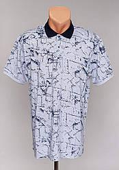 Мужская футболка поло турецкого производства
