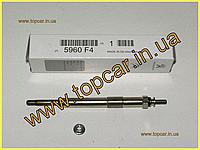 Свеча накала на Citroen Jumpy 2.0D 07-  ОРИГИНАЛ 5960. F4