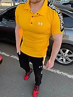 Мужской спортивный костюм футболка+штаны 2020,новинка, фото 1