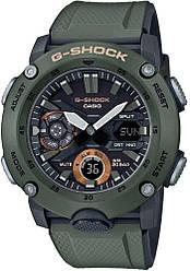 Наручные мужские часы Casio GA-2000-3AER оригинал