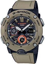 Наручные мужские часы Casio GA-2000-5AER оригинал