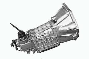 Коробка передач (КПП) 21074 в зборі (3,9) (5-ти ступка) ВАЗ 2101 2102 2103 2104 2105 2106 2107 Тольятті