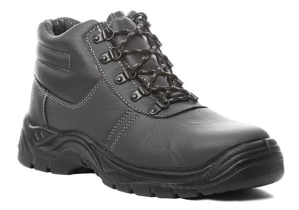 Ботинки кожаные AGATE HIGH new, S3 45, фото 2