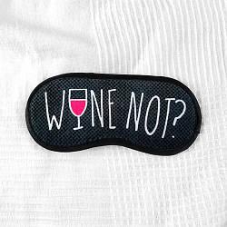Маска для сна Wine not (MDS_EX003)