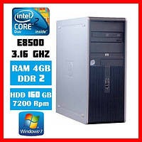 HP Elite 7900 /C2D E8500 3.16Ghz/RAM 4Gb DDR3/HDD 160Gb