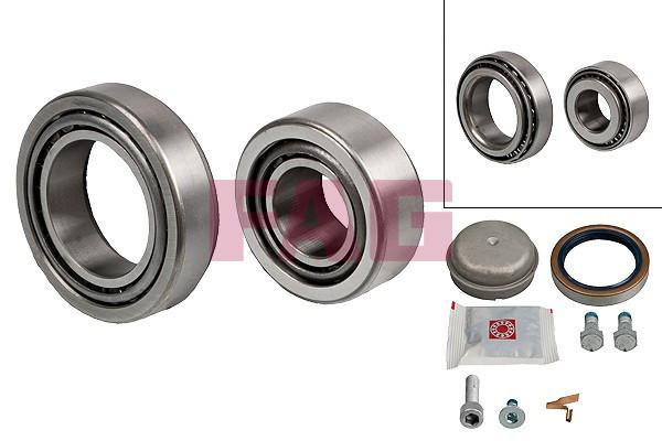 Подшипники передней ступицы MERCEDES S (C140), S (W140), S (W220) 2.8-6.0 02.91-08.05 FAG 713 6673 50