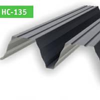 Профнастил Н 135 | 0,88 мм | RAL 9010 | ArcelorMittal | TILE |