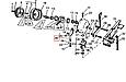 Вилка шарпака коси John Deere E40819 E40819, фото 2