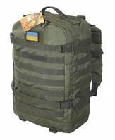 Тактический, штурмовой супер-крепкий рюкзак 32 литра олива. Армия, РБИ, РБІ, фото 1