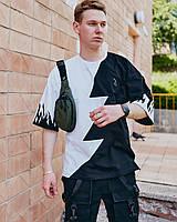 Річний комплект Пушка Огонь Firestep (шорти Scarstrope + футболка Firestep), фото 1