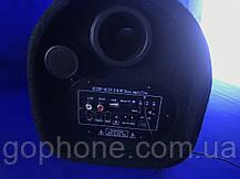 """Активный сабвуфер с пультом Xplod 6"""" 500 Вт+Bluetooth, фото 2"""