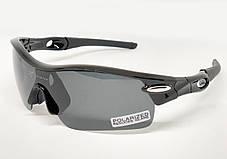 Очки тактические, темные Rockbros, 5 линзы в комплекте (ROCKBROSS), фото 3