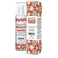 Масажне масло EXSENS Organic White Peach, 50ml