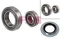 Подшипники передней ступицы MERCEDES S (C215), S (W220) 2.8-6.3 10.98-03.06 FAG 713 6677 60