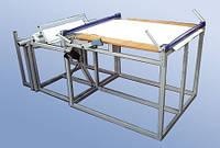 Оборудование для раскроя синтетических тканей