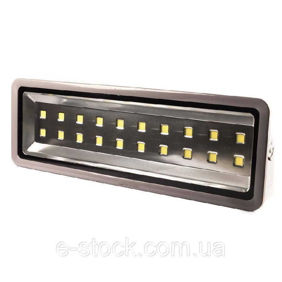 Прожектор светодиодный ЕВРОСВЕТ 750Вт 6400К EV-750-01 67500Лм