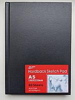 Скетчбук A5 (14,8х21см) 98г/м, 80арк, DK19217