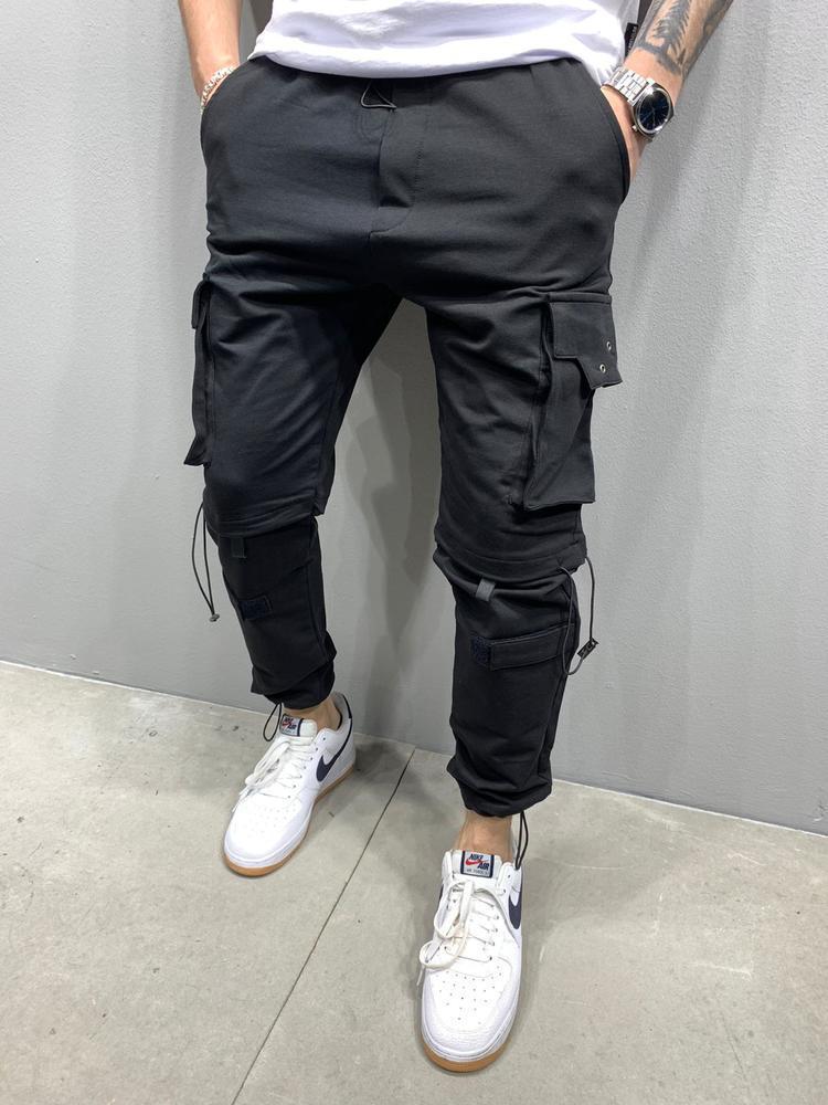 Чоловічі спортивні штани 2Y Premium 5162 black