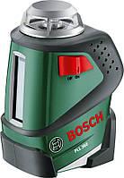 Нивелир лазерный Bosch PLL 360, 20м, 360град.