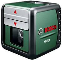 Нивелир лазерный Bosch Quigo Plus, 7м, аллюм.штатив 1.1 м