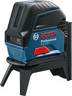 Нивелир лазерный Bosch GCL 2-50 + RM1 + BM3 + LR6 + кейс комбинированный