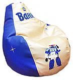 Крісло груша Робокоп, фото 2