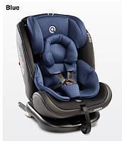 Универсальное детское безопасное автокресло Caretero Mundo Isofix (0-36 кг) blue