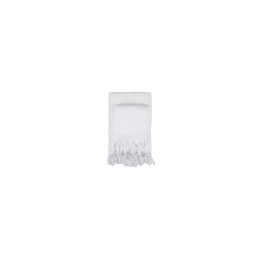 Рушник Barine - Rib beyaz білий 45*90