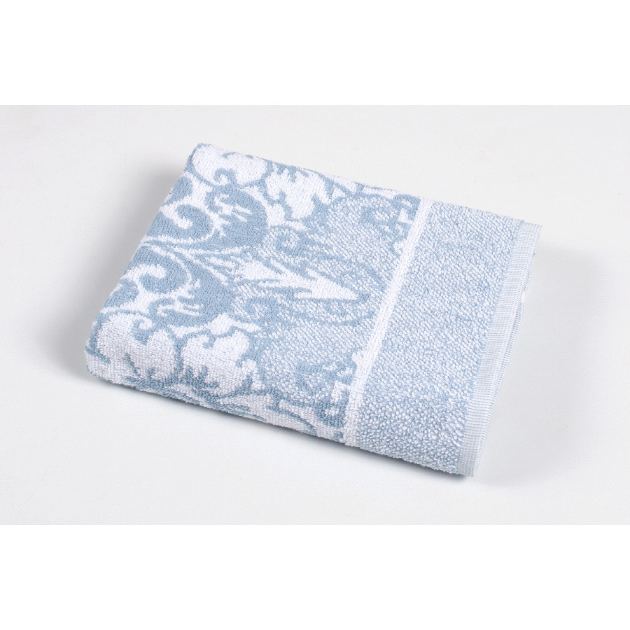 Полотенце Iris Home - Odeon blue синий 50*90