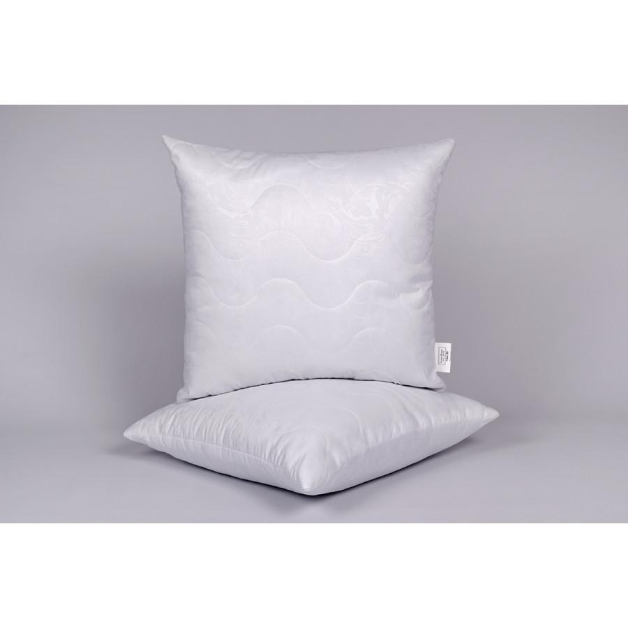 Подушка Lotus 60*60 - Fiber 3D білий