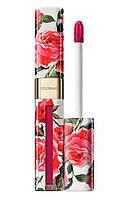Жидкая помада для губ Dolce&Gabbana Dolcissimo Matte Liquid Lipcolour 09 Cherry