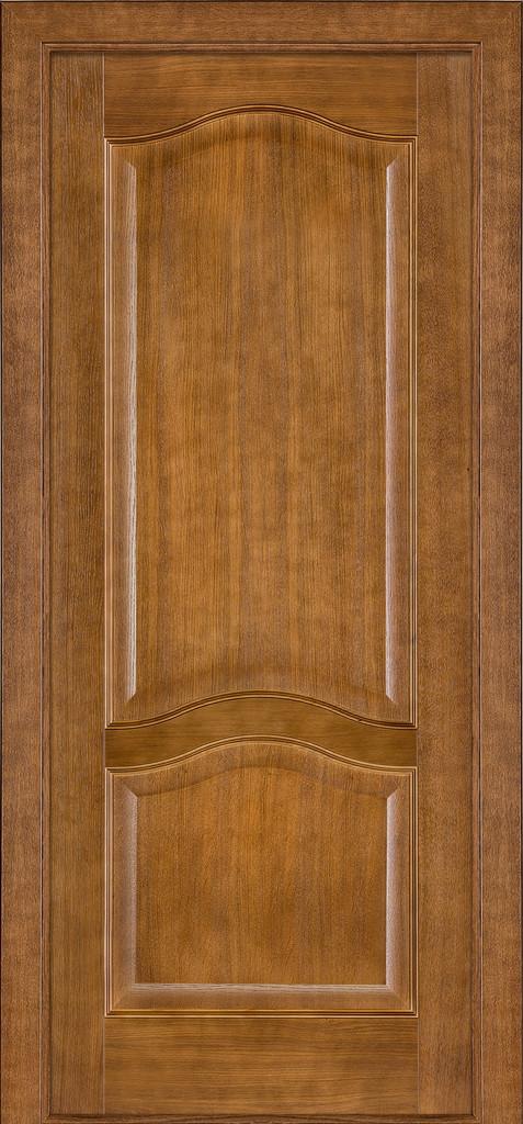 Дверь межкомнатная Terminus Модель 03 Дуб темный цвет (глухая)
