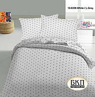 Комплект постельного белья Магия Снов Бязь звёзды евро 220х240