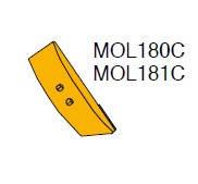 Долото M3 MOL180C