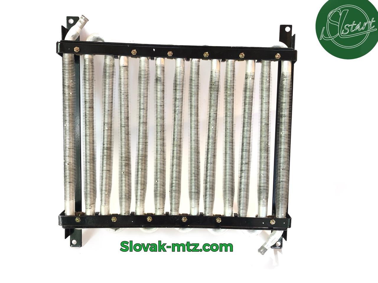 Радиатор масляный МТЗ 80,82 (змеевик) (производство Польша) 245-1405010А-01