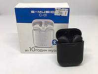 S-Music c-01 bluetooth наушники