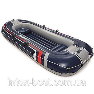 61066 BW Надувная лодка Hydro-Force Raft 307х126 см, без весел, фото 2