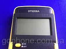 Цифровой мультиметр DT9208A, фото 3