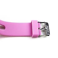 Детские GPS часы-телефон JETIX Tiny 2 Kid с виброзвонком и WiFi (Pink), фото 4
