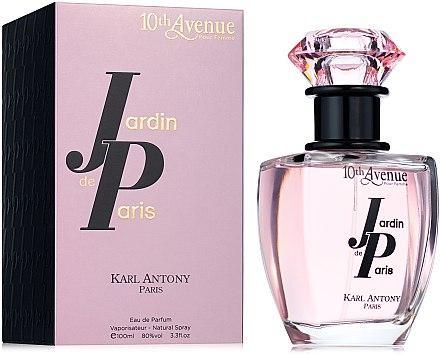 Женская парфюмерная вода 10th Avenue Jardin de Paris 100 мл Karl Antony