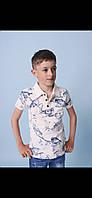 Футболки поло для мальчиков подростковые Safari,разм 10-16лет,95% хлопок, фото 1